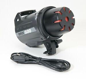Elinchrom BRX 500 Monolight ** Nice ** Take a Look **
