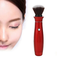 Portable Electric Makeup Foundation Brush Cream Blending 360 Degree Rotating