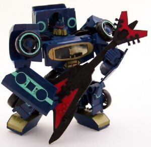 Transformers Animated SOUNDWAVE Complete Deluxe