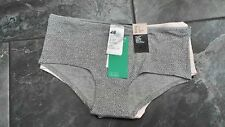 """NWT H & M WOMENS PANTY SHORTIE LOW RISE 3"""" PACK S"""