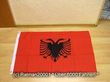 Fahnen Flagge Albanien - 60 x 90 cm