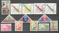 T288 - HAITI 1958/69 - EMISSIONI DIFFERENTI - VEDI FOTO
