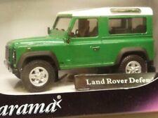 1/43 Cararama Land Rover Defender grün 251PND