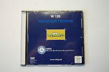 Mercedes-Benz  S-Klasse  Ratgeber Kaufberatung W126 Technik DVD Oldtimer