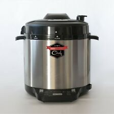 Swift Mix Pressure chef - 2 in 1 pressure & slow cooker