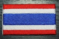 THAILAND Thai Country Flag Embroidered PATCH Badge *NEW*