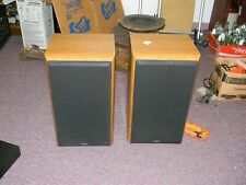 Infinity Reference Two 2 Bookshelf Speakers refoamed video in description