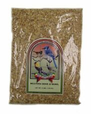 Volkman Seed Wild Bird Western Dove & Quail Healthy Formulated Diet Food 4lbs
