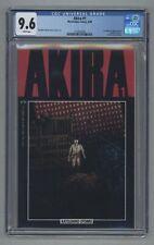 Akira #1 1st Print $3.50 CVR 1988 Katsuhiro Otomo Epic Marvel Copper Age CGC 9.6