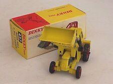 DINKY - 437 - MUIR HILL 2 WL LOADER - VN MINT & BOXED (2) - 1962 TO 1970 VINTAGE