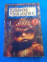 Terror - Libros de Sangre 2. Clive Barker - LB776