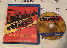 New listing Reservoir Dogs (Blu-ray, 1992) Quentin Tarantino   Harvey Keitel   Tim Roth