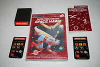 Space Hawk Sears Intellivision Video Game Complete in Box