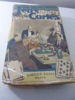 tous les jeux de cartes luc megret , 1931 (gc30)