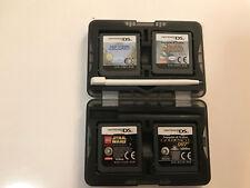 4 x DS,DS LITE, DSi 3DS Spiele - Alantis/Fluch der Karibik/Lego Star Wars & 007