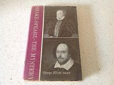 VINTAGE SHAKESPEARE BOOK THE MYSTERY  COLLECTORS ITEM, BARGAIN PRICE