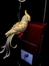 Gold Version Clever Cockatiel Surprise 2020 Hallmark Ornament Free shipping Mib