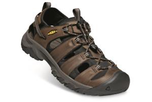 Keen Targhee III Sandal Bison/Mulch Close Toed Sandal Men's US sizes 8-14/NEW!!!
