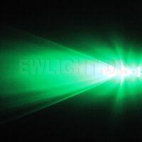 10 LEDs 5mm Grün 16000mcd Grüne LED Green + Zub 4V 5V 6V 9V 12V 14V 24V TOP