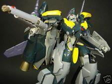 BANDAI DX Chogokin Macross VF-25S ARMORED OZMA CUSTOM Perfect Transformer!