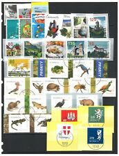 Austria 34 Different Stamps All Cancelled To Order CTO