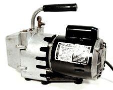 FREE SHIPPING --- J/B Industries Fast Vac Model DV-85C  3cfm 2 Vacuum Pump HVAC