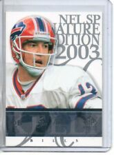 2003 SP SIGNATURE EDITION JIM KELLY