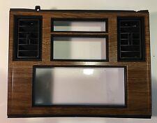 1984 Cadillac Eldorado OEM Heater Radio Bezel 1627267