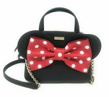 New listing Nwt Kate Spade Minnie Mouse Maise Satchel Crossbody Limited Edition
