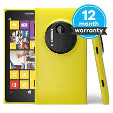 Nokia Lumia 1020 - 32 GB - Yellow (O2) Smartphone Good Condition