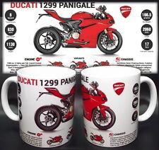 tazza mug DUCATI PANIGALE moto motorbike scodella ceramica
