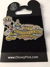 Disney Pin 23821: DLR - 2003 My Disneyland Birthday Mickey Mouse Retired Cake