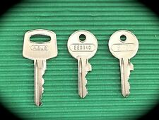 Replacement ABUS Padlock Keys Cut From Code Number-Key For Padlocks-Free Post