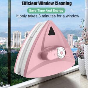 Magnetisch Glaswischer Scheibenreiniger Fensterwischer Doppelseitig Wischer