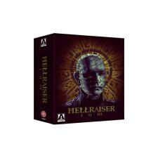 Hellraiser Trilogy Blu-ray 330 Minutes Horror Thriller Movies