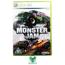 Monster Jam (Xbox 360) Very Good - Monster Trucks - Racing - PAL - Rare