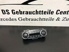 Orig. Mercedes C-Klasse W204 Klimabedienteil Bediengerät Klimaanlage A2048309885