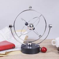 Newtons Wiege Spaß Stahl Balance Ball Physik Wissenschaft Schreibtisch SpielZJP