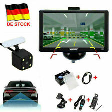 7 Zoll Navigationsgerät Bluetooth für LKW PKW GPS Auto Navi mit Rückfahrkamera