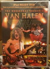 Van Halen - The Broadcast Archives [DVD]   Brand new and sealed