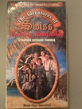 The Adventures of Swiss Family Robinson: Boston (VHS, 1999)