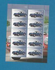BRD / BUND Nr. 3201,  Porsche Targa 911 ,  kompletter  Zehnerbogen  luxus  ** !!