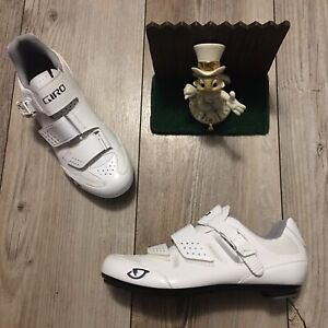Giro Solara 2 Women's Cycling Shoes 8.5 / 40.5 White