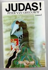 Judas! by Peter Van Greenaway (First Edition) File Copy