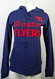 University of Dayton Flyers NCAA Women's Full ZIp Hoodie