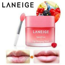 1x3g Laneige Lip Sleeping Mask Complete Skin Repair Mixed Berry Essence Korea