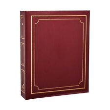 Deluxe Large Self Adhesive Ring Binder Photo Album 40 Sheets/80 Sides In color