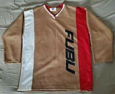 Vintage FUBU Jersey Style Shirt Size XL Streetwear Hip Hop