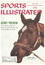 1959 Silver Spoon Horse Racing Sports Illustrated EX
