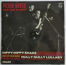 PETER REESE AND THE PAGES | HIPPY HIPPY SHAKE (1964) | F MONO | PHILIPS P 48075L